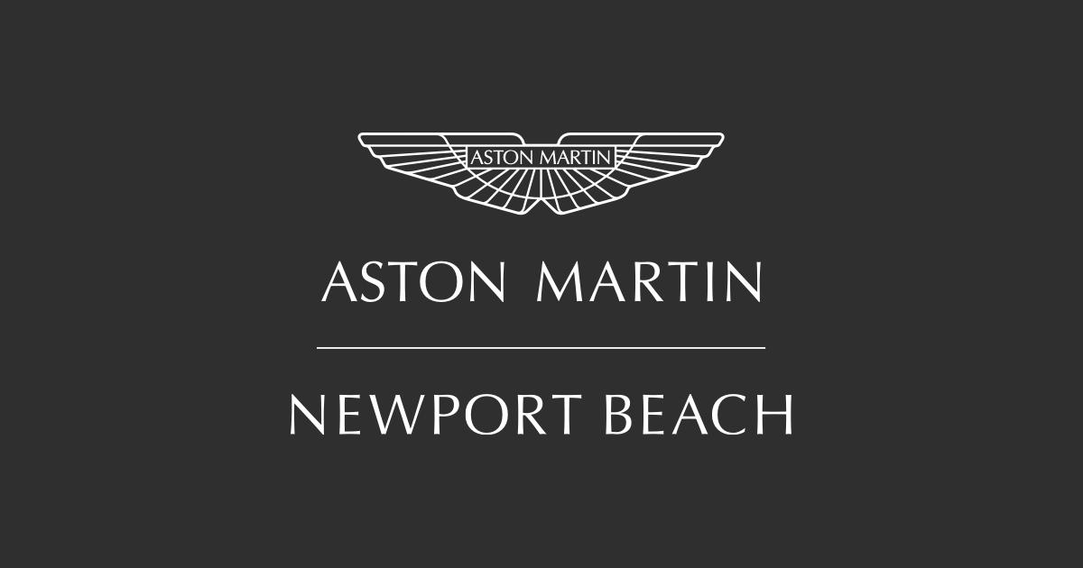 Aston Martin Newport Beach