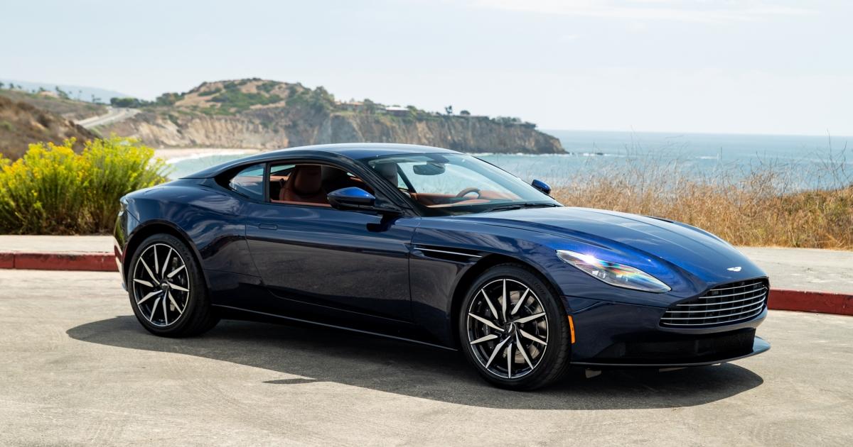 Db11 Coupe L08855 Aston Martin Newport Beach