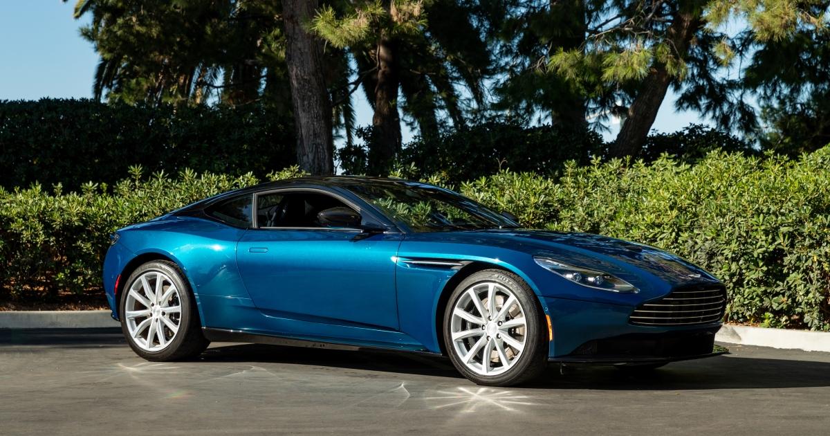 Db11 1064 Aston Martin Newport Beach